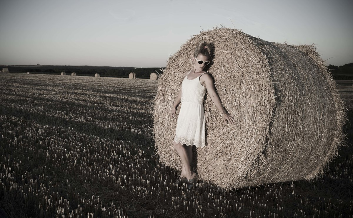 vevuska v pole - Anatol Stykan