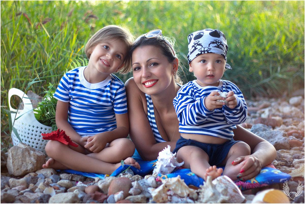 Всё тепло планеты - это наши дети! ))))) - Райская птица Бородина
