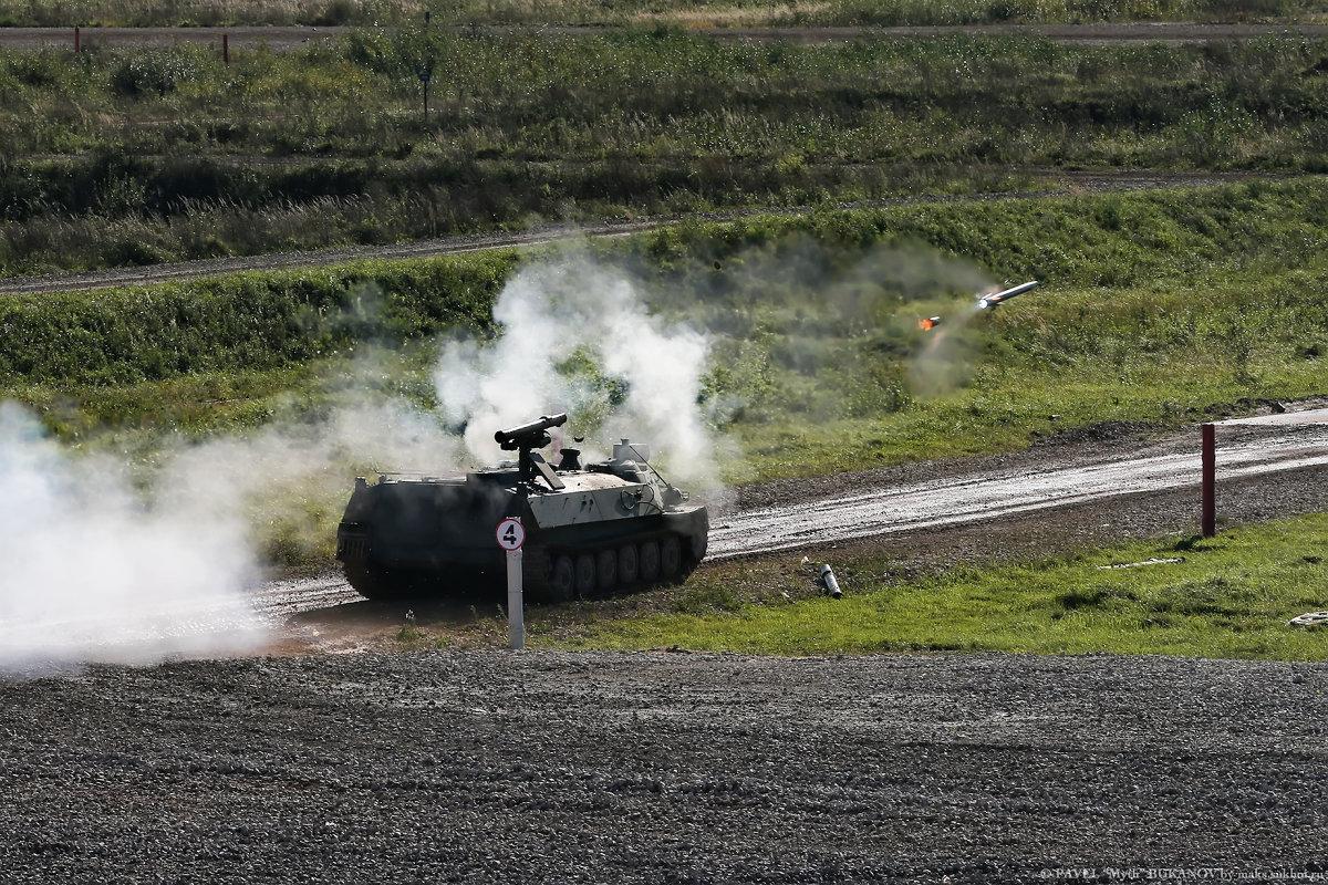 Самоходный противотанковый комплекс Штурм-СМ - Павел Myth Буканов