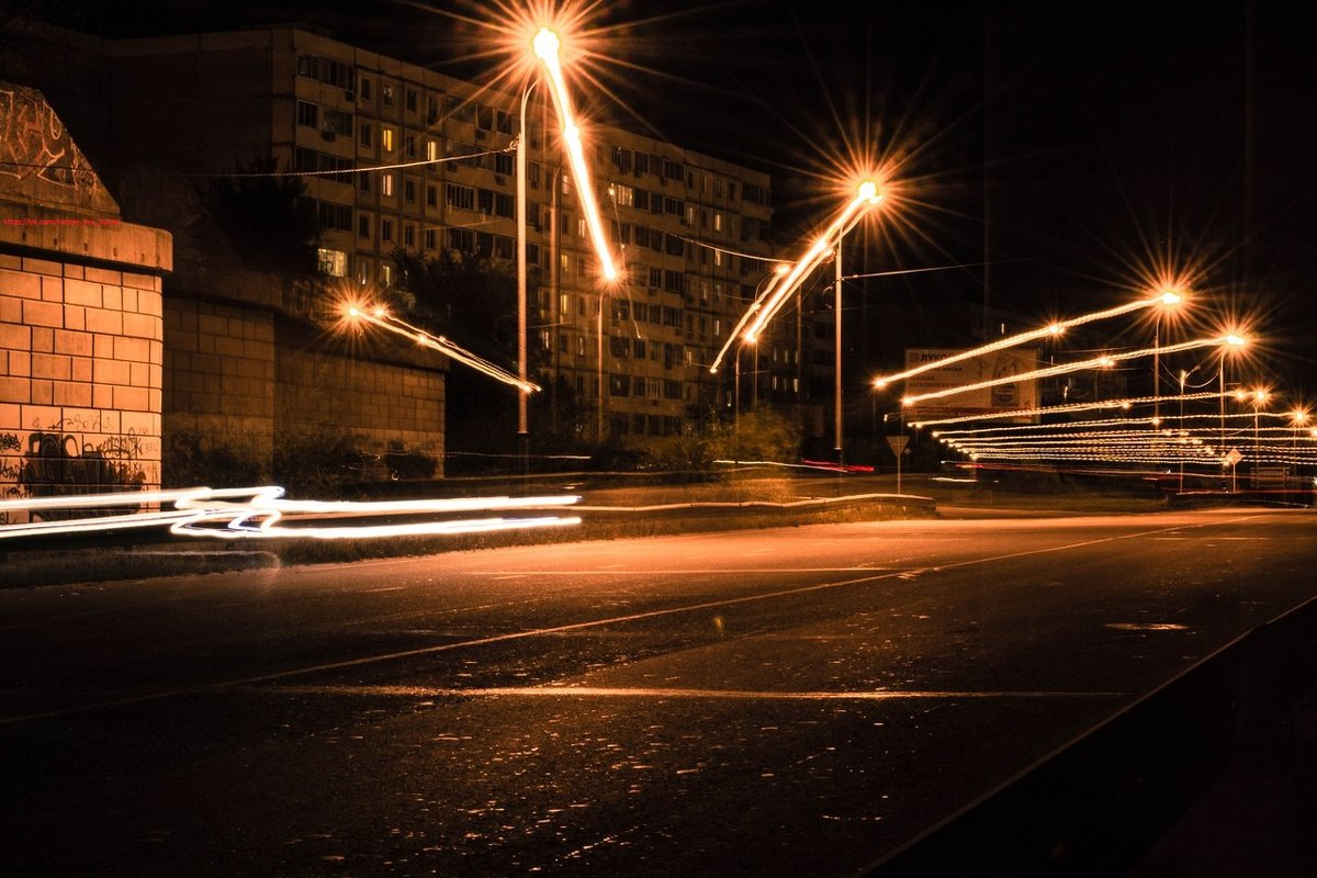 Тишина и спокойствие ночного мегаполиса - Роман Fox Hound Унжакоff