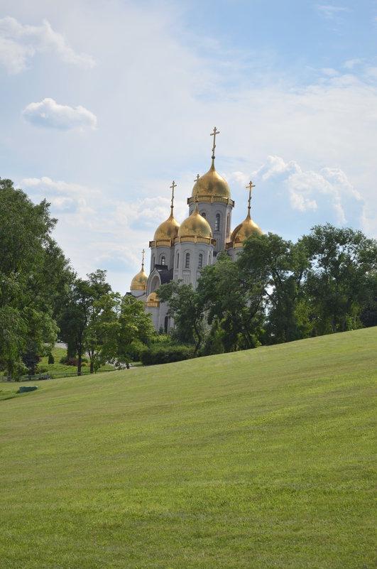 храм в дали - Ольга Русакова
