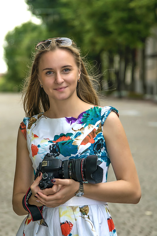 Екатерина - Алексей Румянцев