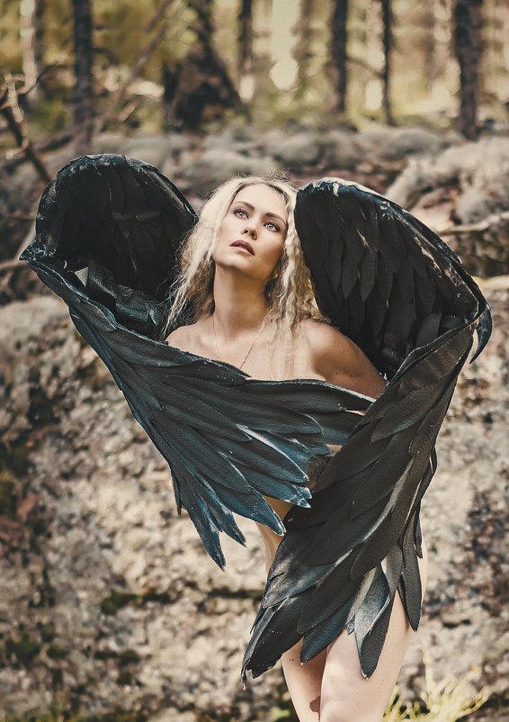 Падший ангел - Nina Zhafirova