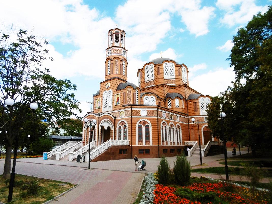 Храм Благовещения Пресвятой Богородицы в Ростове-на-Дону - татьяна