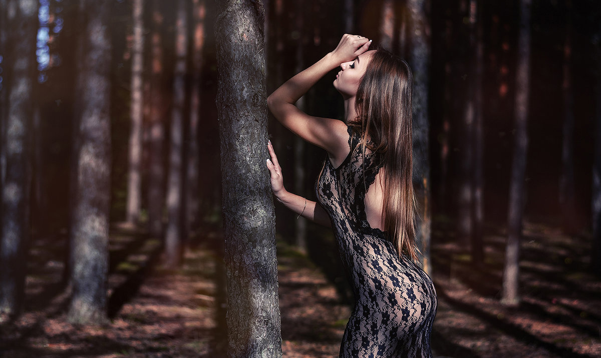 Платье - Сергей Томашев