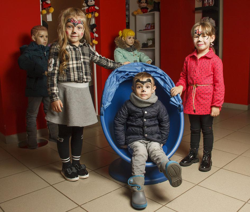 дети - Евгения Кузнецова