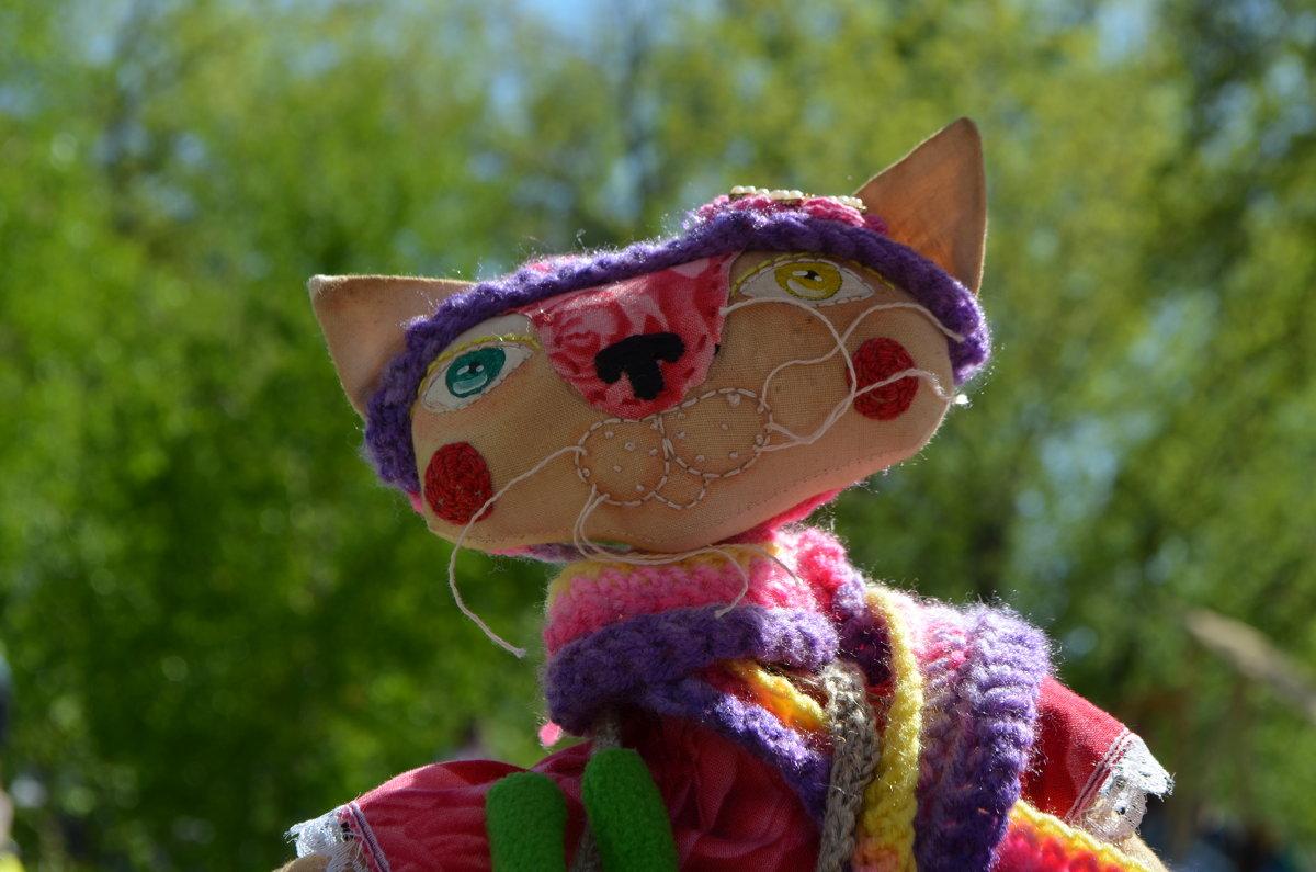 Мистер кот - Виктория Большагина