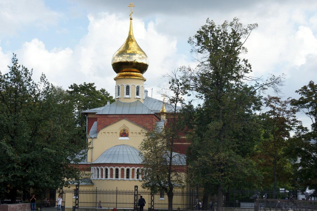 Церковь Покрова Пресвятой Богородицы - Елена Павлова (Смолова)