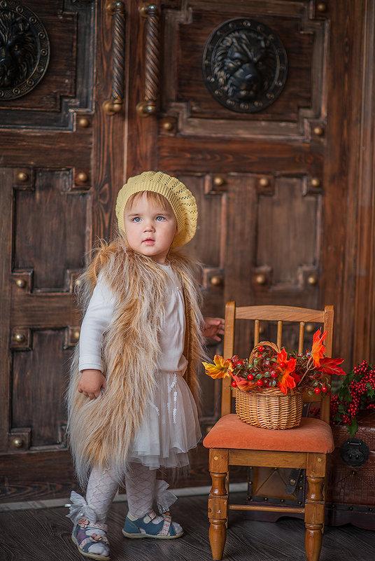 Осенние детки - Yana Sergeenkova