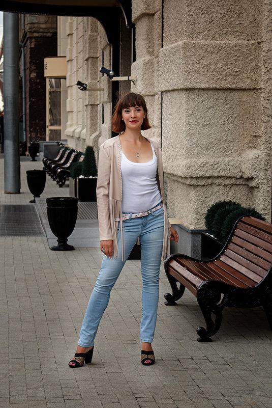 Прогулка по городу - Вероника Пастухова