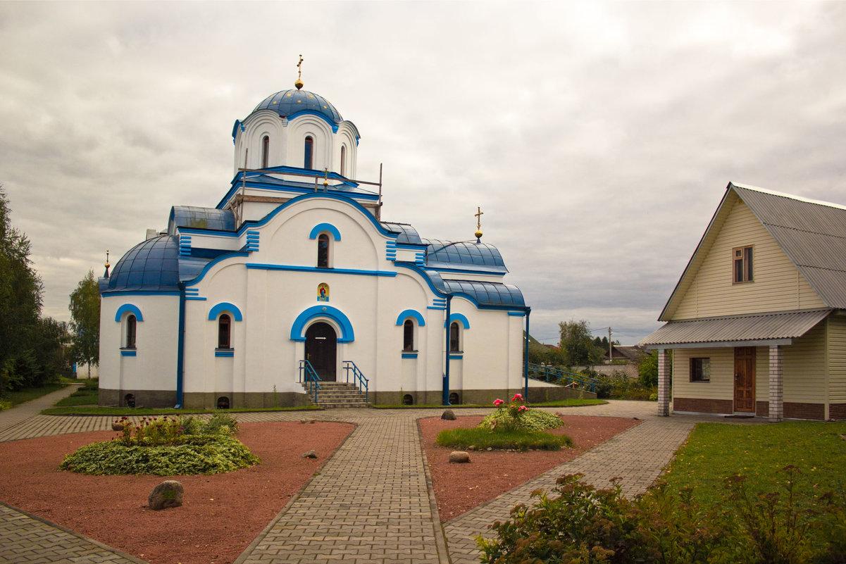 Свято-Успенский женский монастырь . Орша - Светлана З