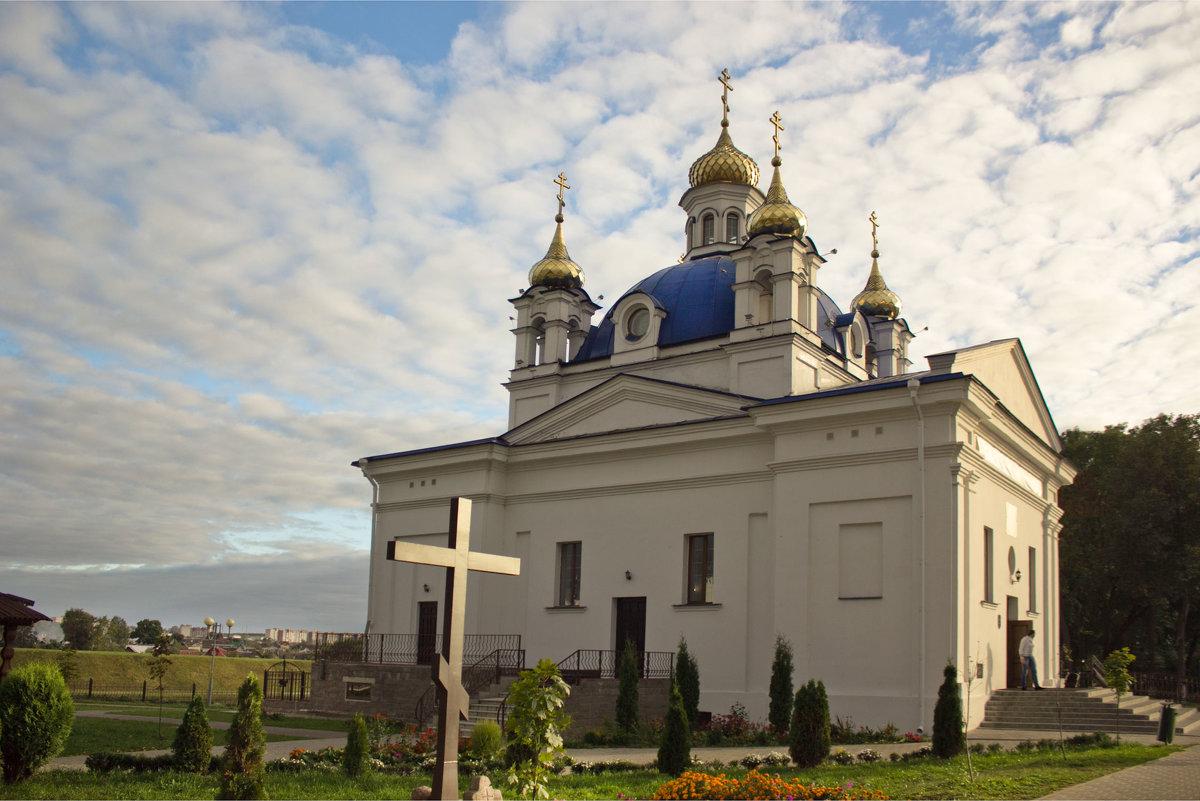 Провославный храм Рождества Пресвятой Богородицы .Орша - Светлана З