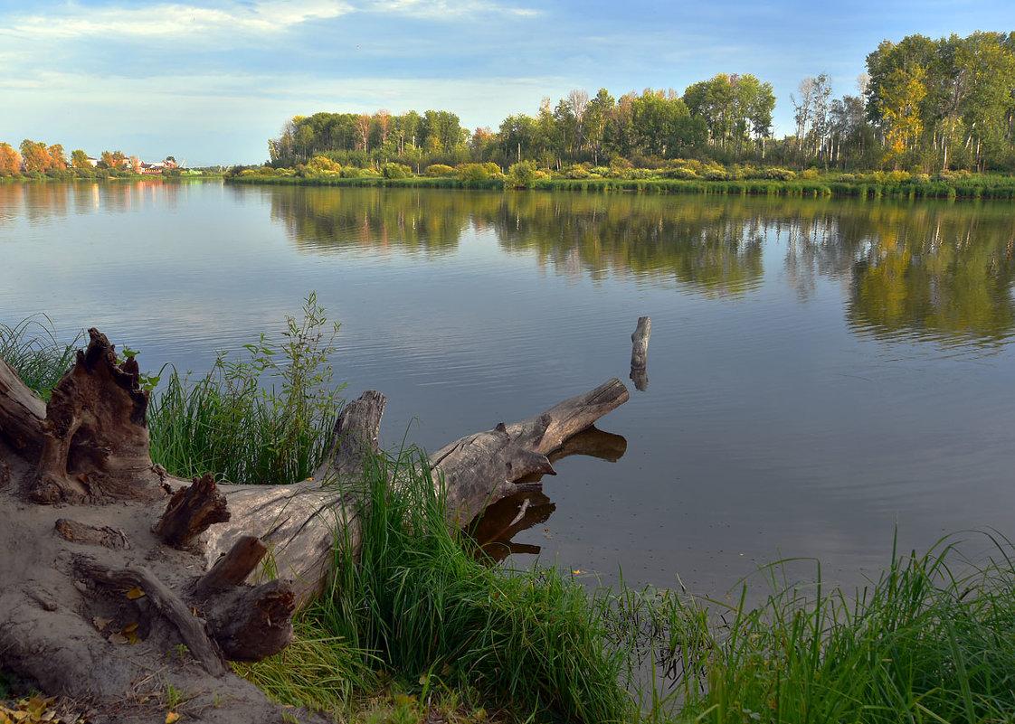 Река. - Наталья