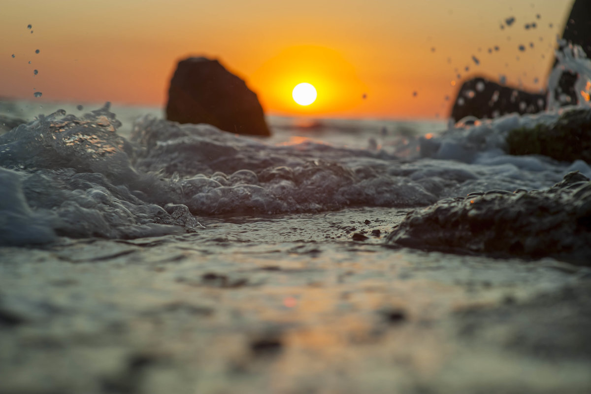 море волнуется три... - Евгений Khripp