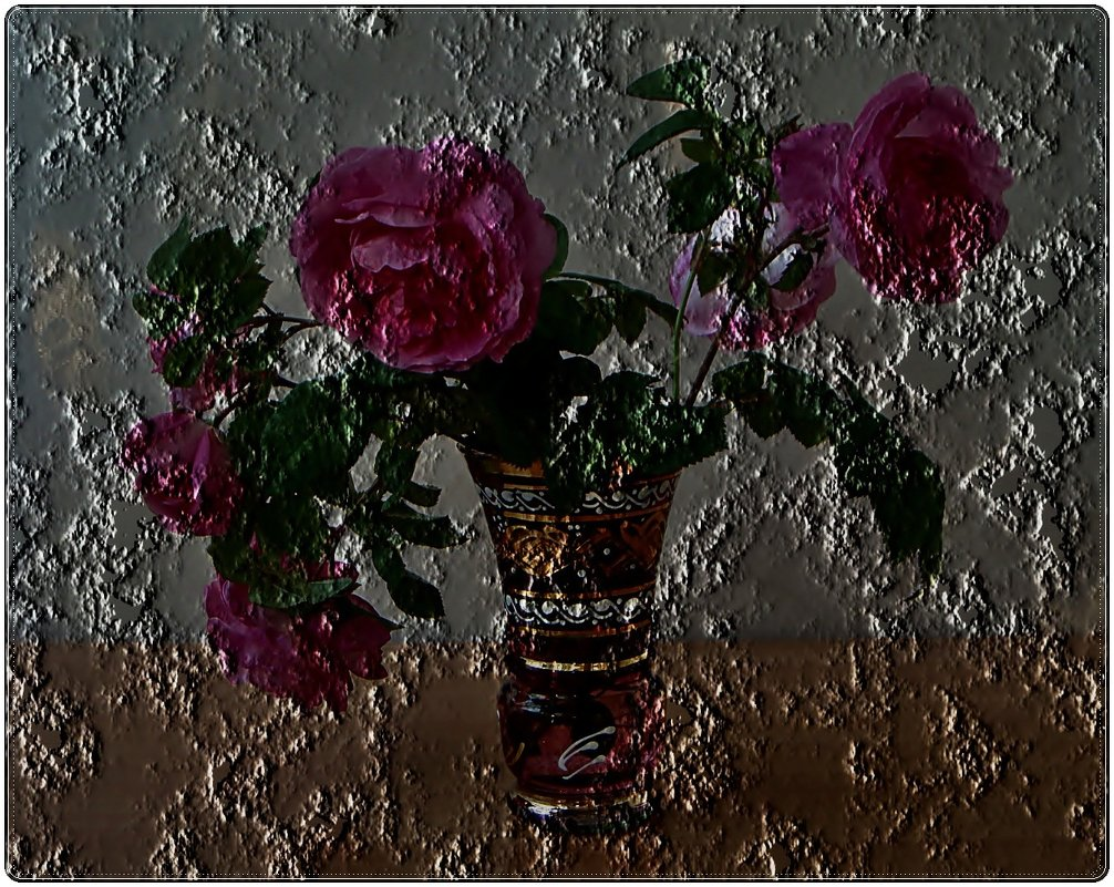Розы в стакане - Нина Корешкова