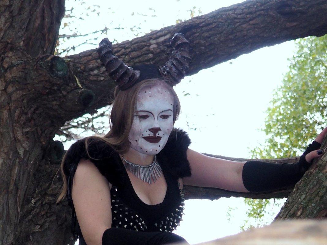 Злой дух леса - Татьяна Симонова