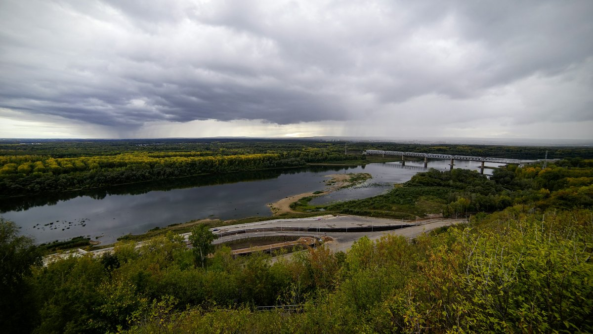 Река Белая, Уфа - Алексей Соминский