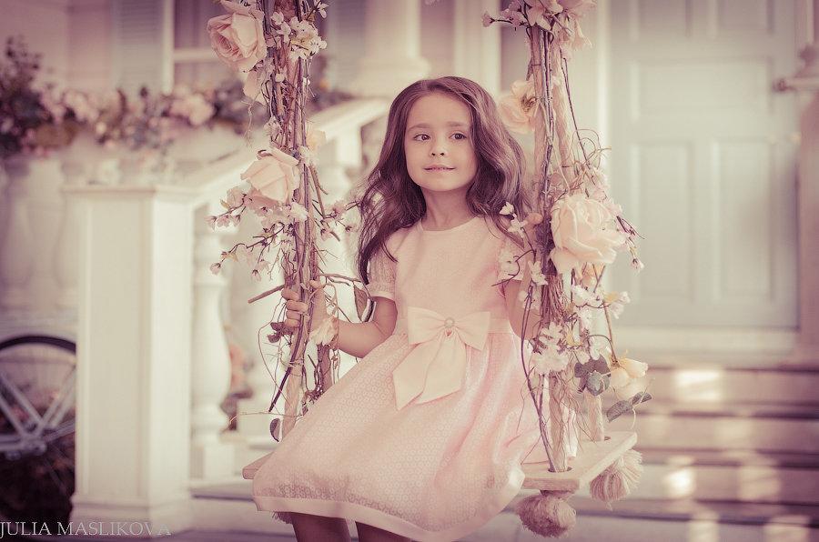 Беззаботное детство - Юлия Масликова