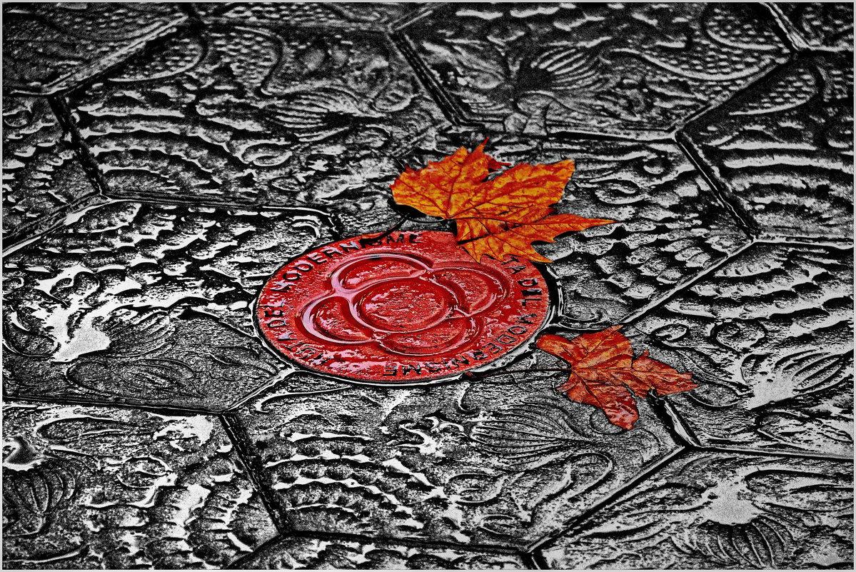Autumn street - Александр Липецкий