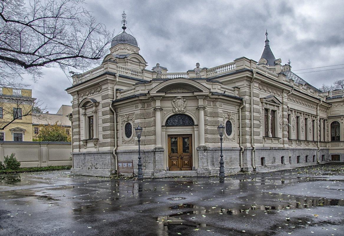 Петербургская осень - ник. петрович земцов