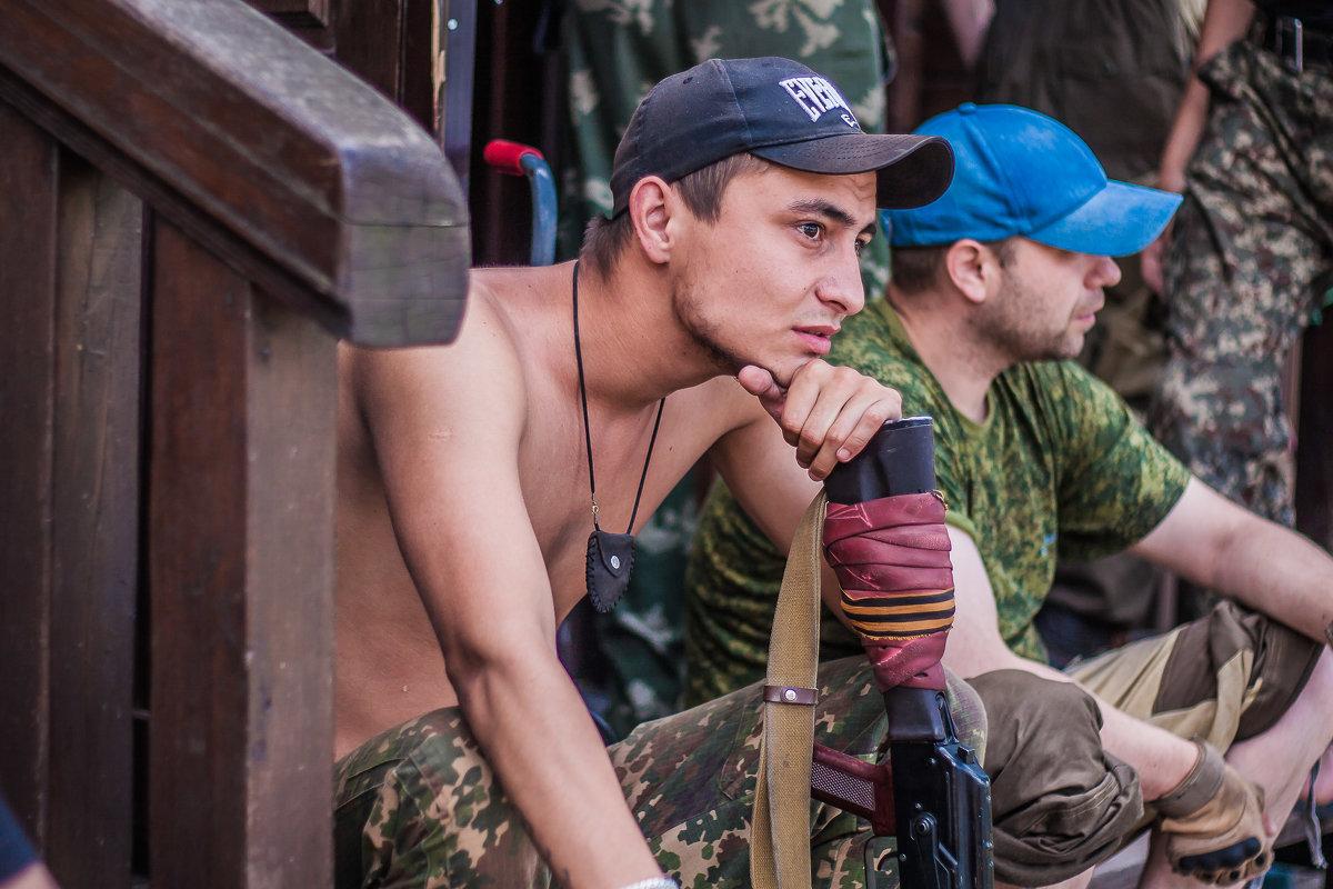 воины Интернационала - Олег Никитин