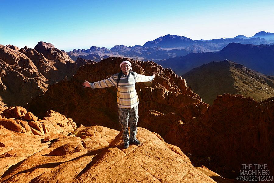 Горы Египта - михаил шестаков