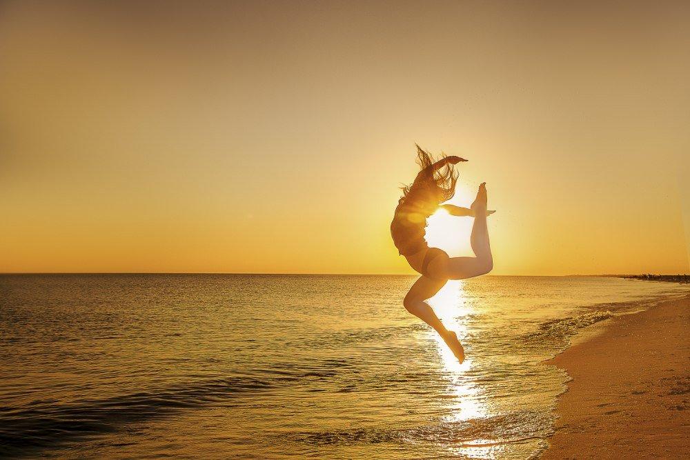 Прыжок в лето - Ирина