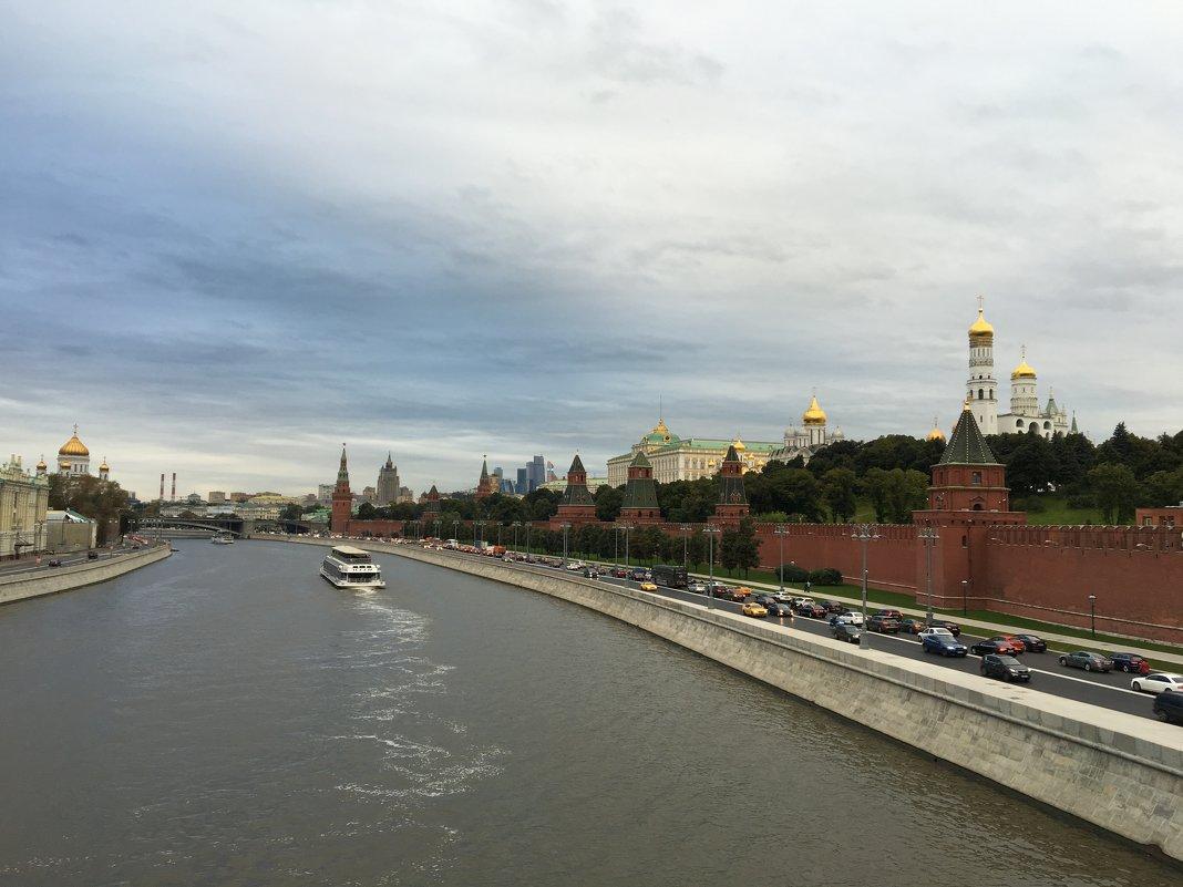 Классический вид на Москву - Ирина ...