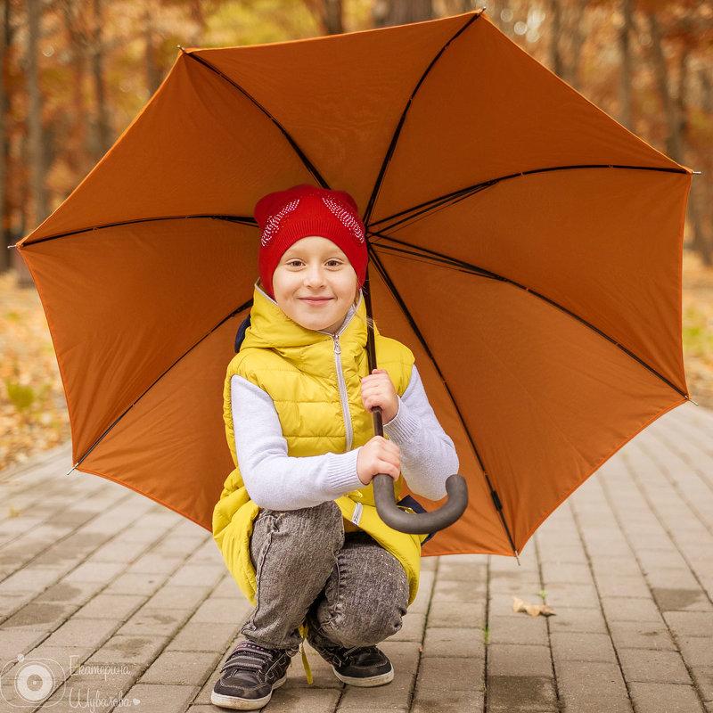 Девочка Осень - Екатерина Шувалова
