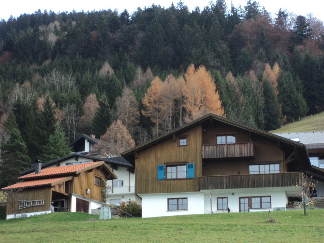 Австрийская деревня - kuta75 оля оля