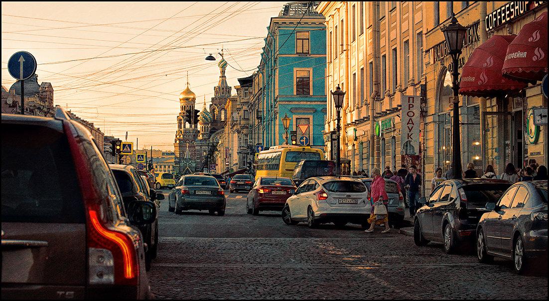 Вечерний свет 9 - Цветков Виктор Васильевич