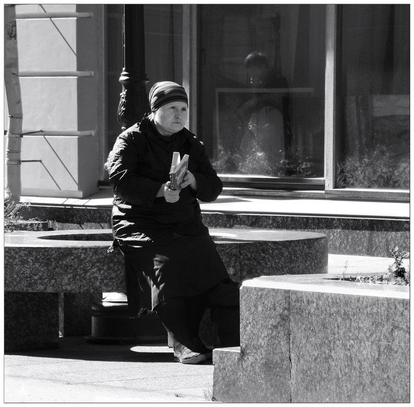 женщина за чтением - sv.kaschuk