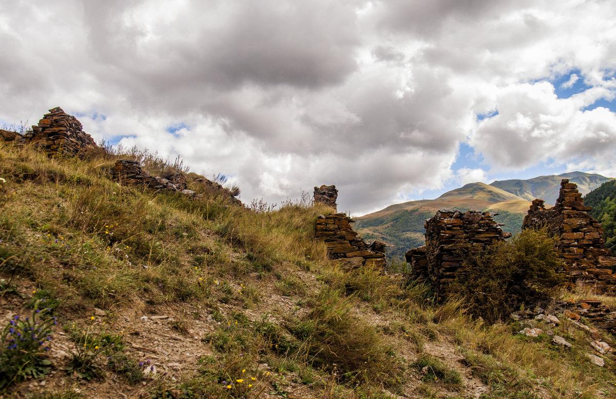 Родовые развалины Северной Осетии - ФотоЛюбка *