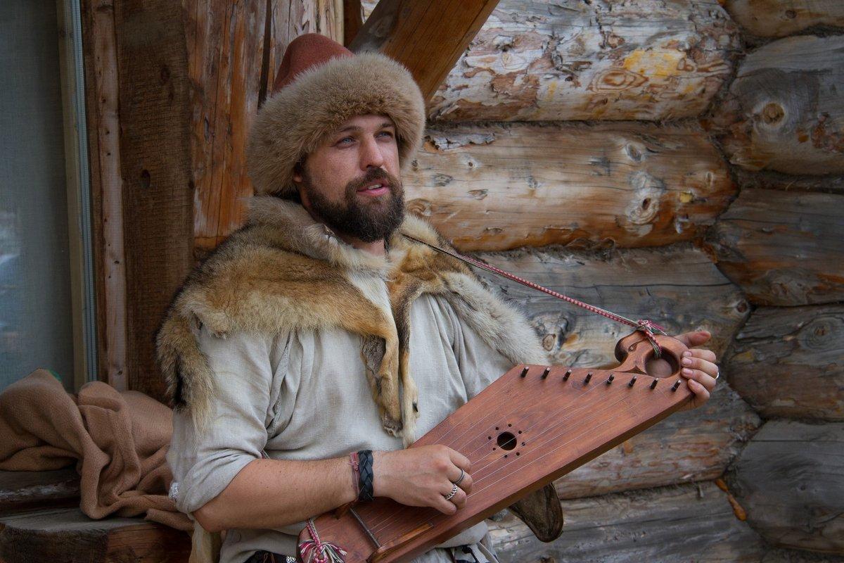 Гусляр - Дмитрий Сиялов