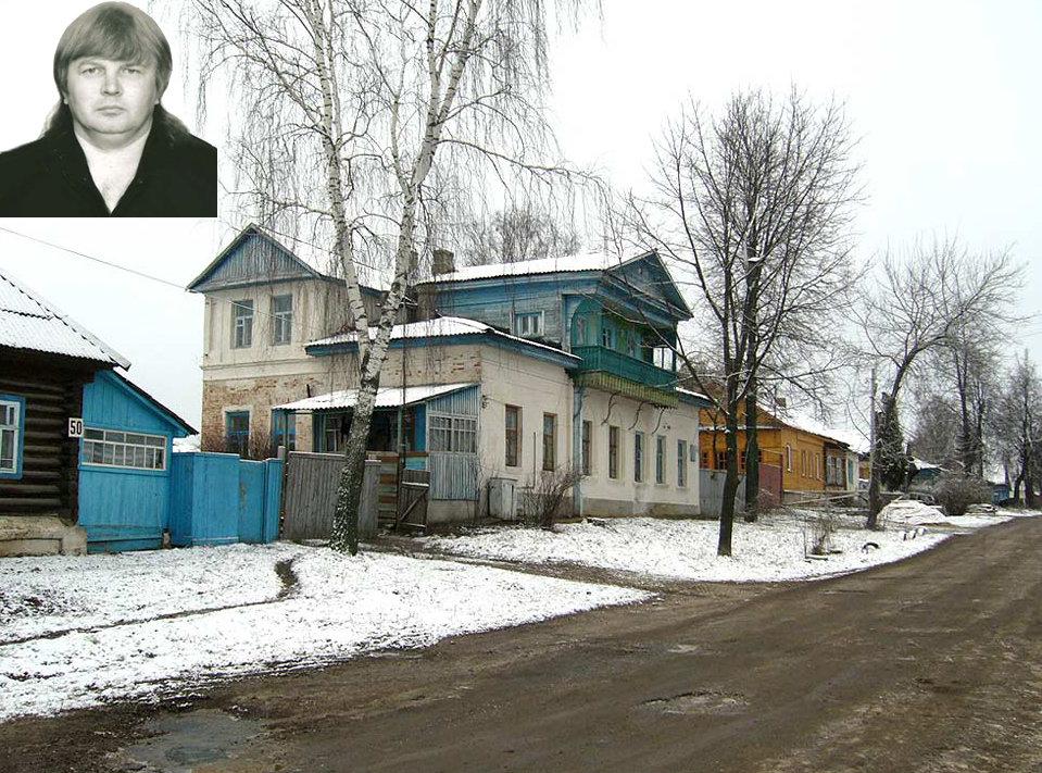 Дом Ю.М. - Юрий Михайлович