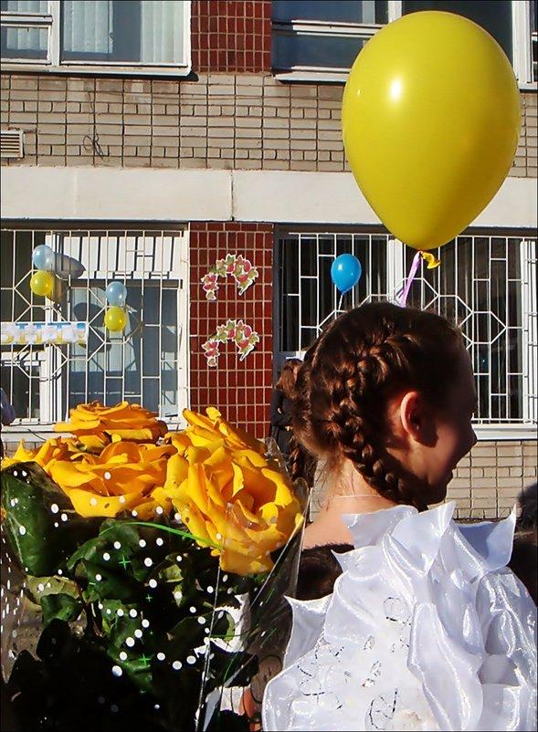 В жёлтых тонах - Нина Корешкова