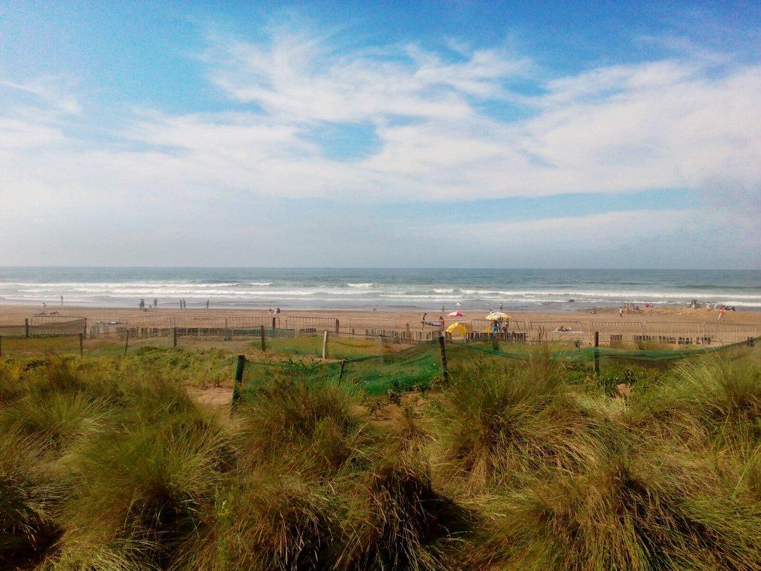 просто сентябрь,  просто пляж... - Светлана marokkanka