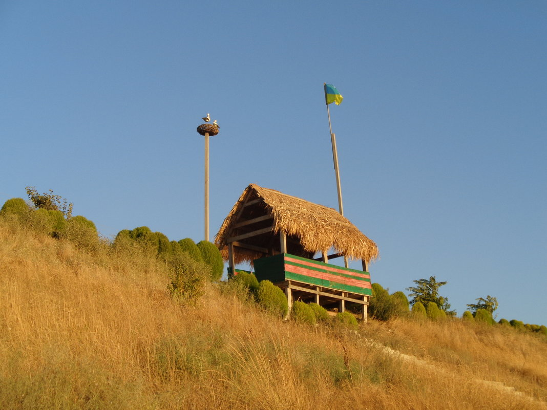 Украинская погранзастава... - Алекс Аро Аро