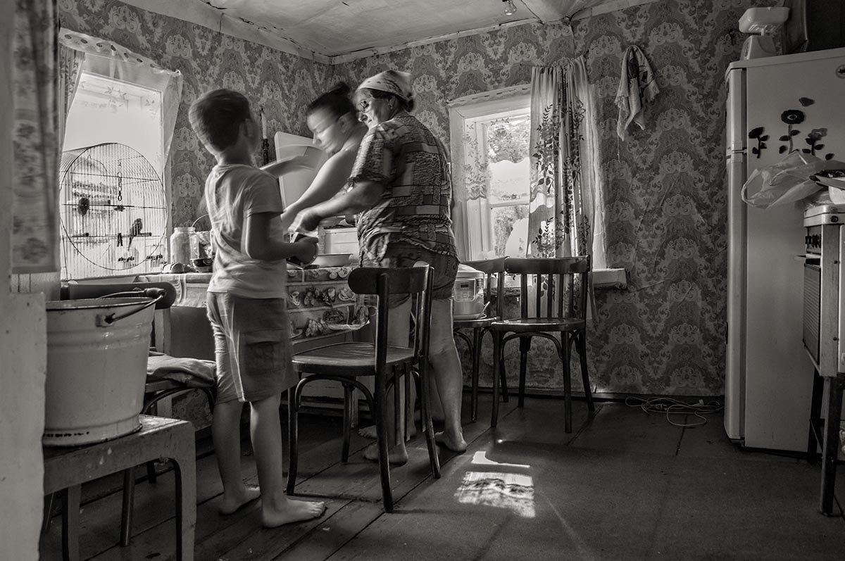 Сначала- суп…Без разговоров… - Ирина Данилова