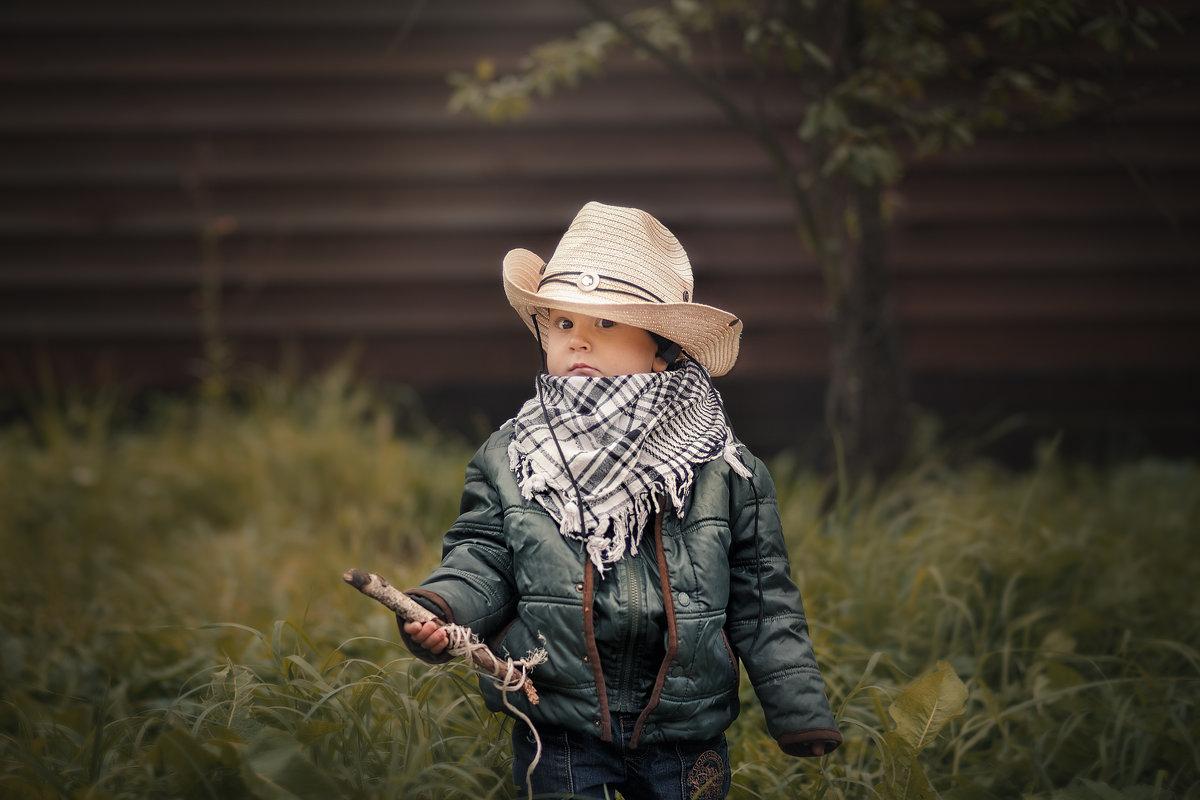 Real cowboy - Anna Lipatova