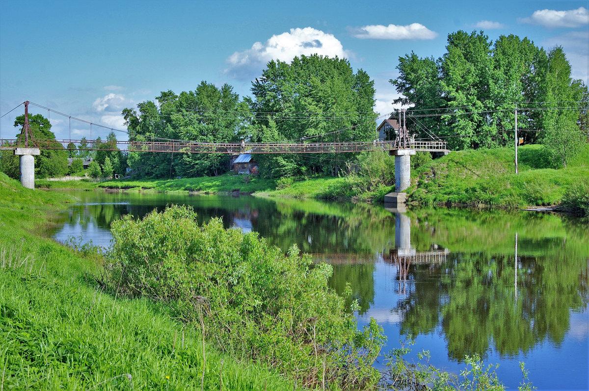 Мост через Вологду - Валерий Талашов