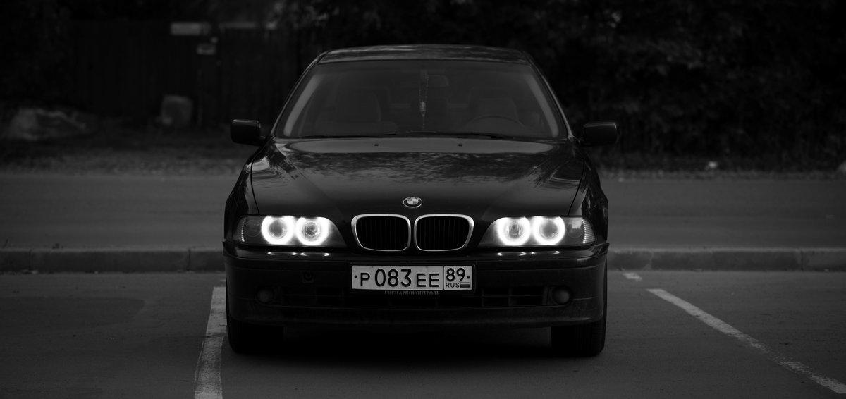 BMW - Евгений Гречкин