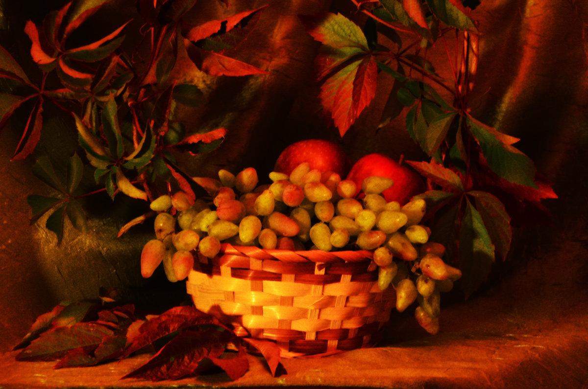 Осенняя зарисовка - Татьяна Евдокимова