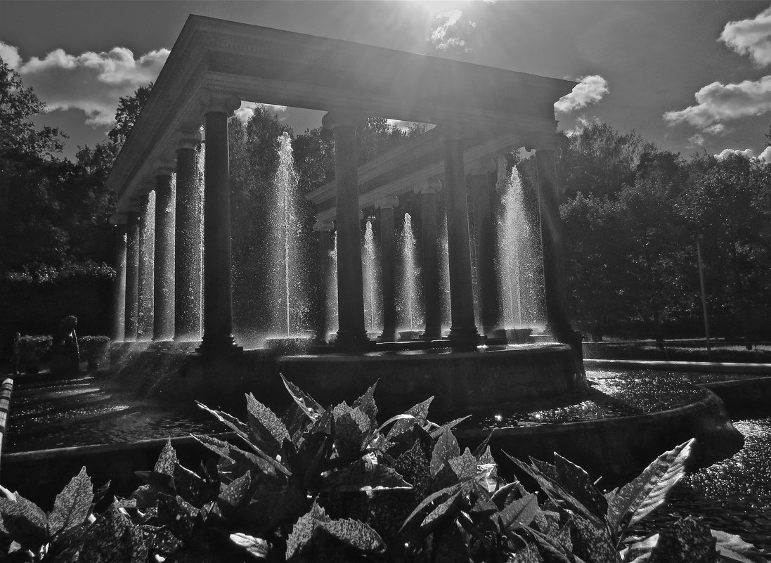 фонтан - Елена