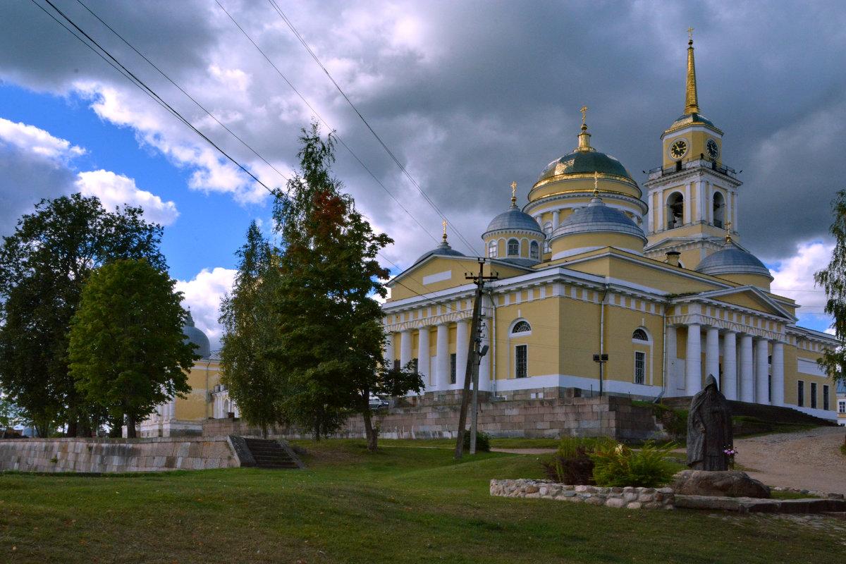 Собор во имя Богоявления Господня - Валентина Папилова