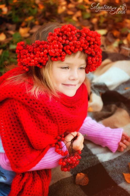 Золотая осень - Елена