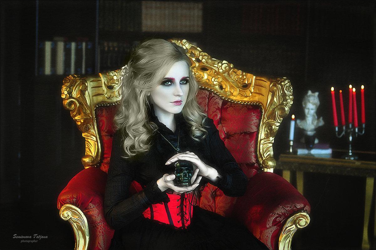 Вампир - Татьяна Семёнова