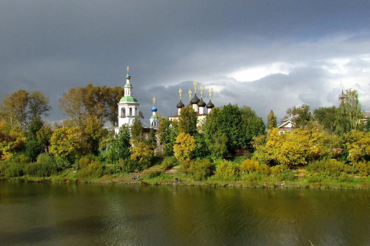 Храм Дмитрия Прилуцкого - irina