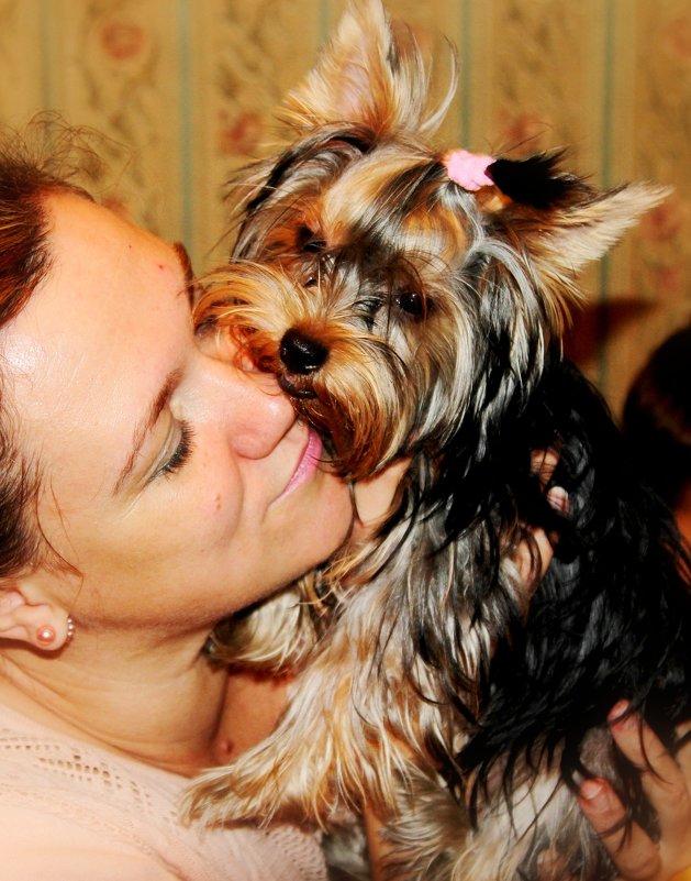 Это любовь...)) - Ирина