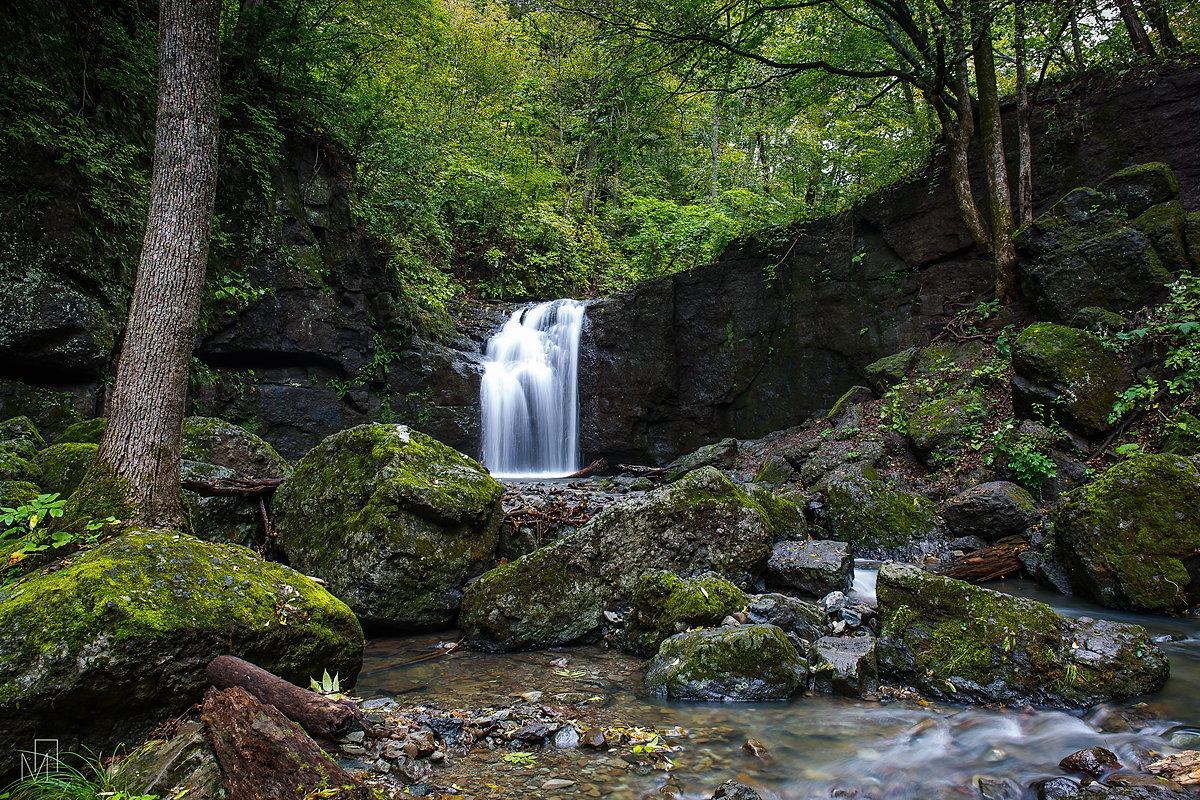 водопад «Дикая пасть» - Mikhail